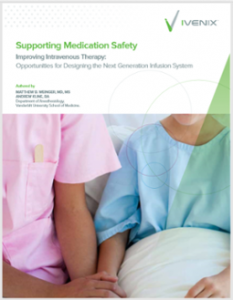White Paper: Supporting Medication Safety