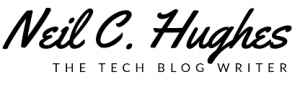 Neil C. Hughes The Tech Blog Writer
