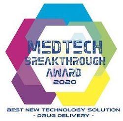 MedTech Breakthrough Award 2020