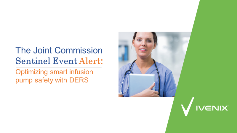 The Joint Commission Sentinel Event Alert